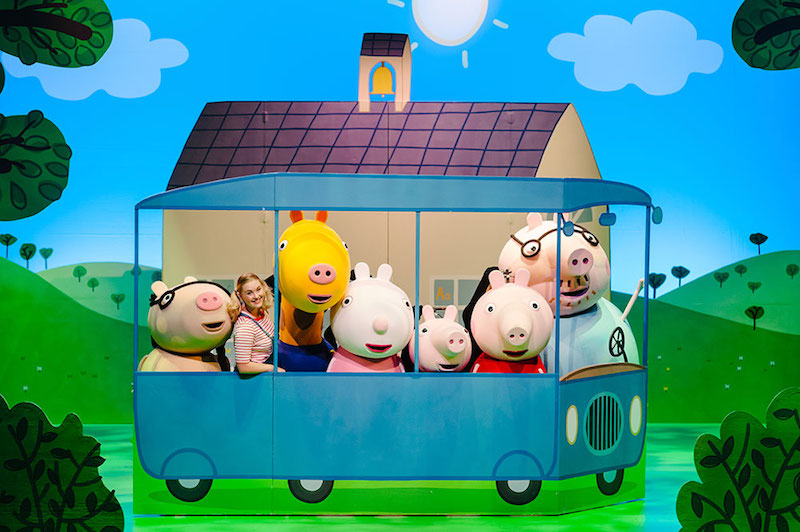 Peppa Pig returns to the West End with Peppa Pig's Adventure