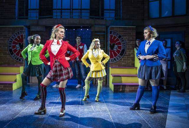 Heathers the Musical at Theatre Royal Haymarket