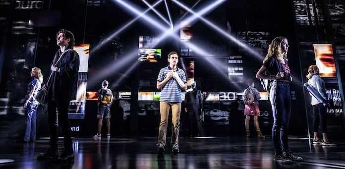 A West End production of Dear Evan Hansen is in the works
