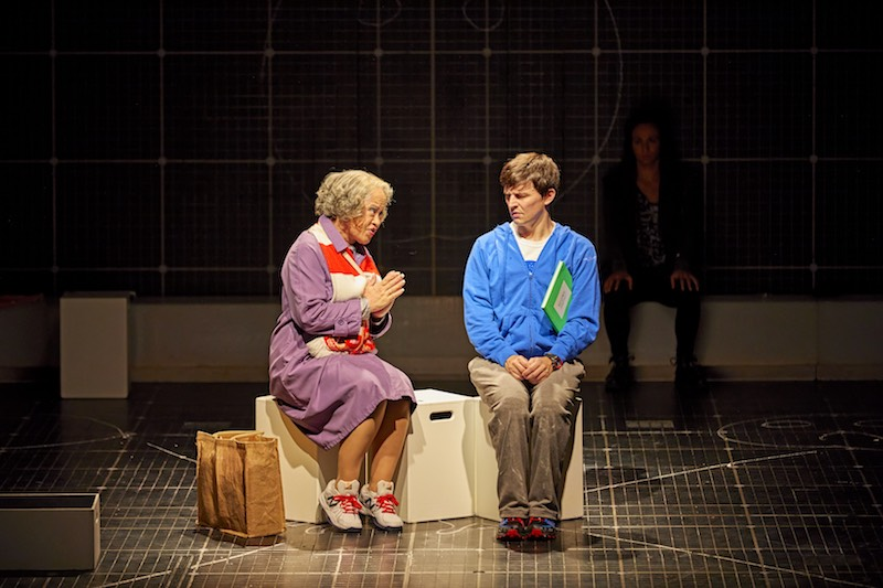 The Curious Incident of the Dog in the Night-time to extend