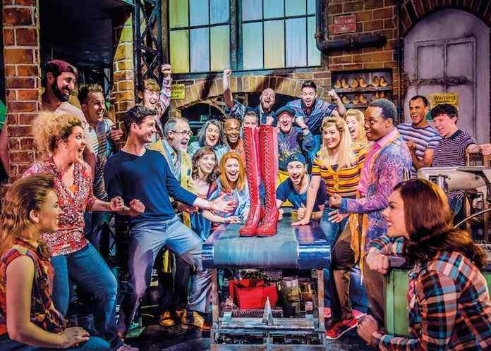 Kinky Boots: New Cast Review