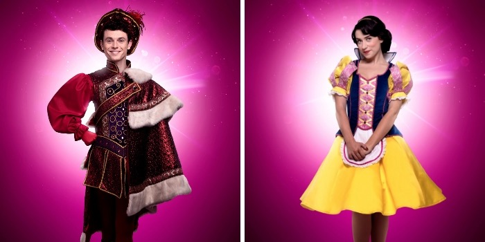 Final casting announced for Palladium's Snow White Pantomime