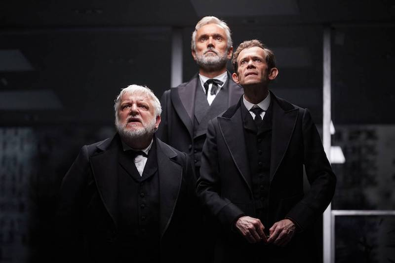 The Lehman Trilogy to play at the Piccadilly Theatre next year