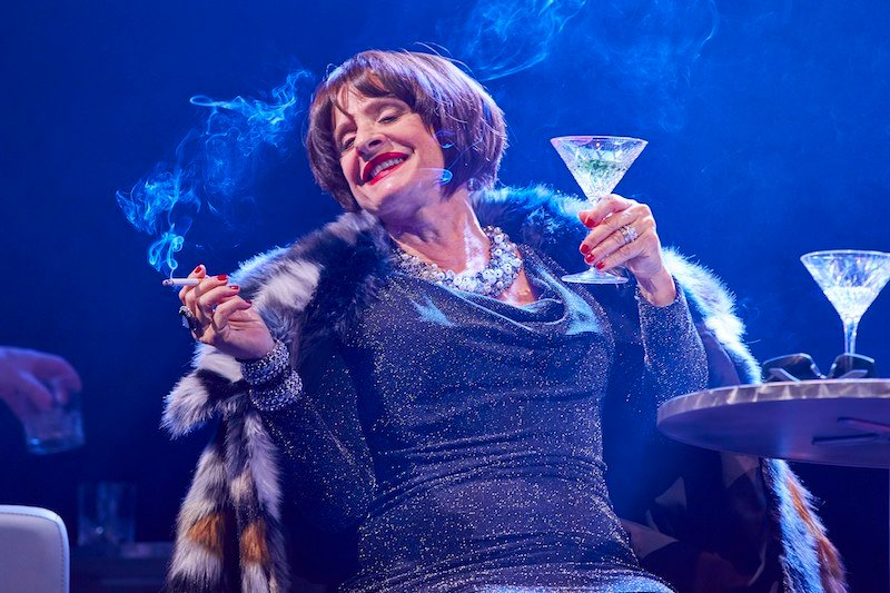 Company starring Patti LuPone extends in London's West End
