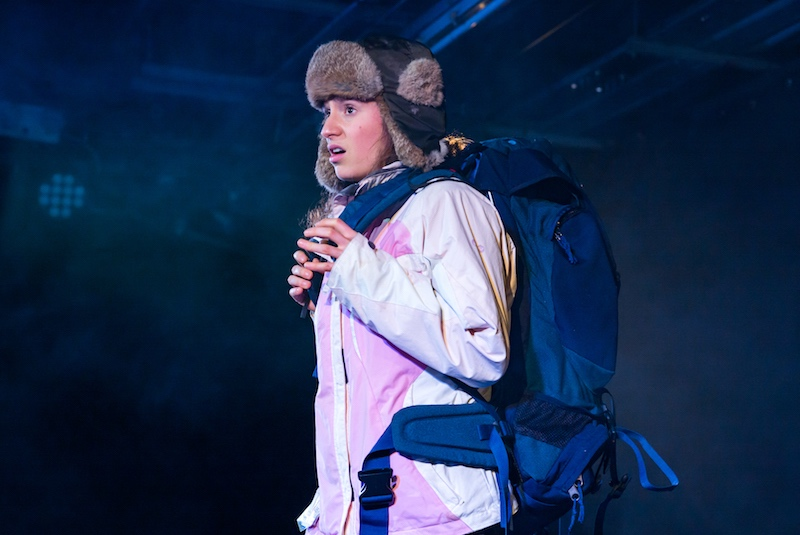 Coming-of-age story A Hundred Words For Snow heads to Trafalgar Studios