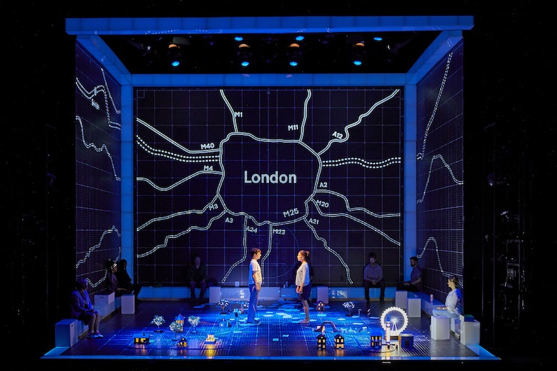 Casting announced for the West End revival of The Curious Incident of the Dog in the Night-Time