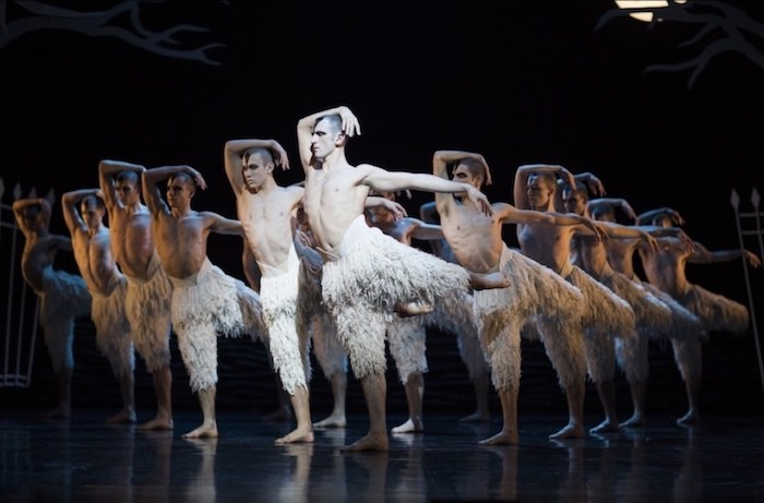Casting announced for Matthew Bourne's Swan Lake at Sadler's Well