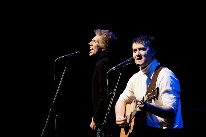 The Simon & Garfunkel Story to extend in the West End