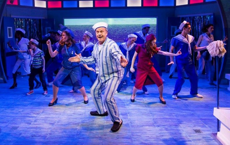 Pictured: Kelsey Grammer in the 2017 Other Palace production of Big Fish