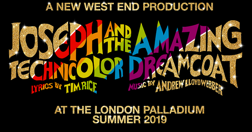 Joseph and the Amazing Technicolor Dreamcoat is back in the West End to play at the London Palladium this summer 2019