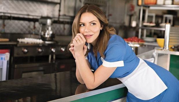 Holiday Q&A with Katharine McPhee of Waitress: The 12 Questions of Christmas