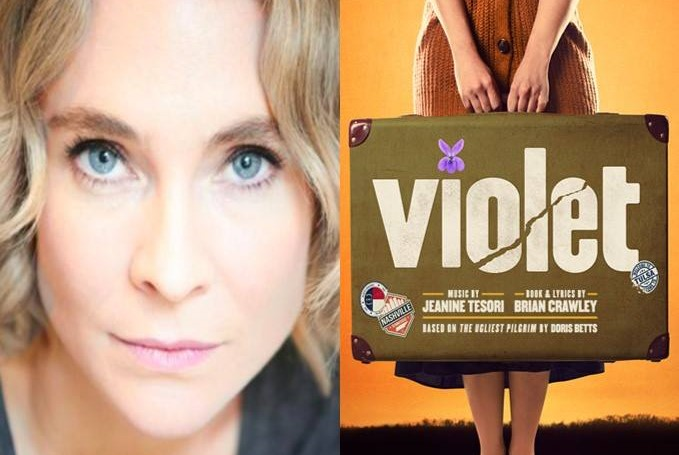 Kaisa Hammarlund lands the lead role in Violet at the Charing Cross Theatre