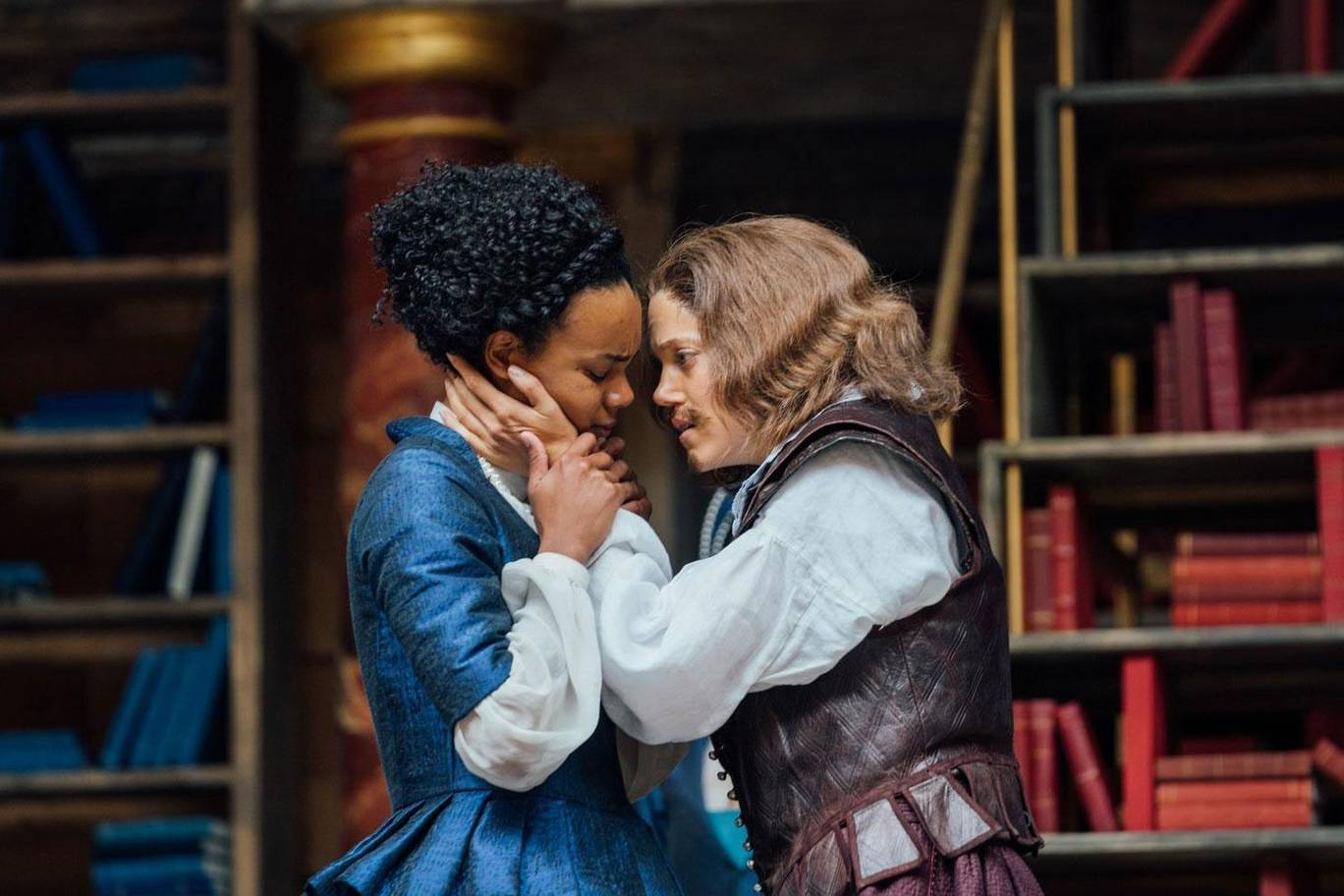 Emilia transfers to the West End's Vaudeville Theatre from Shakespeare's Globe this spring