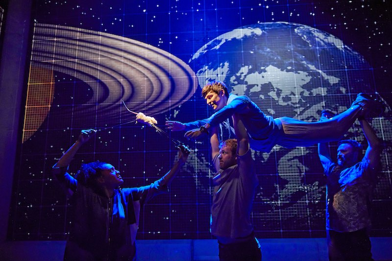 The Curious Incident of the Dog in the Night-Time is captivating both audiences and critics alike!