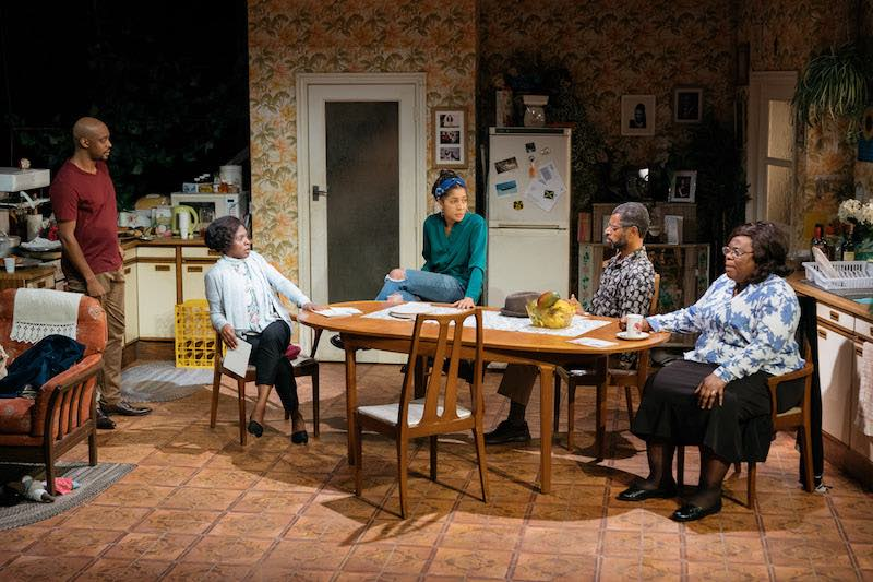 London Theatre Review: Nine Night at Trafalgar Studios