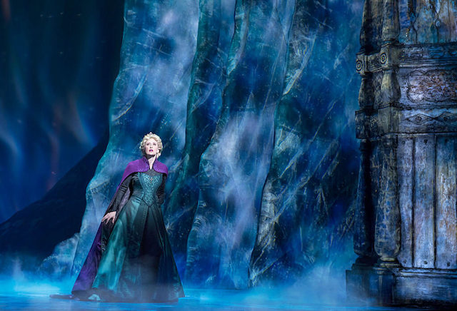 Frozen to transfer to West End's Theatre Royal Drury Lane in 2020