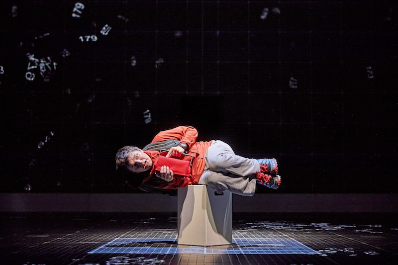 London Theatre Review: The Curious Incident of the Dog in the Night-Time