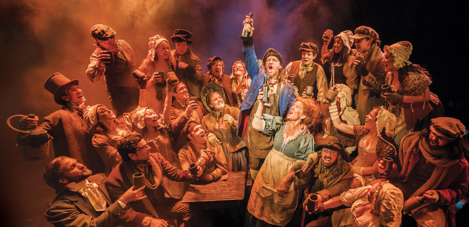 Les Miserables temporarily moves to the Gielgud Theatre this summer