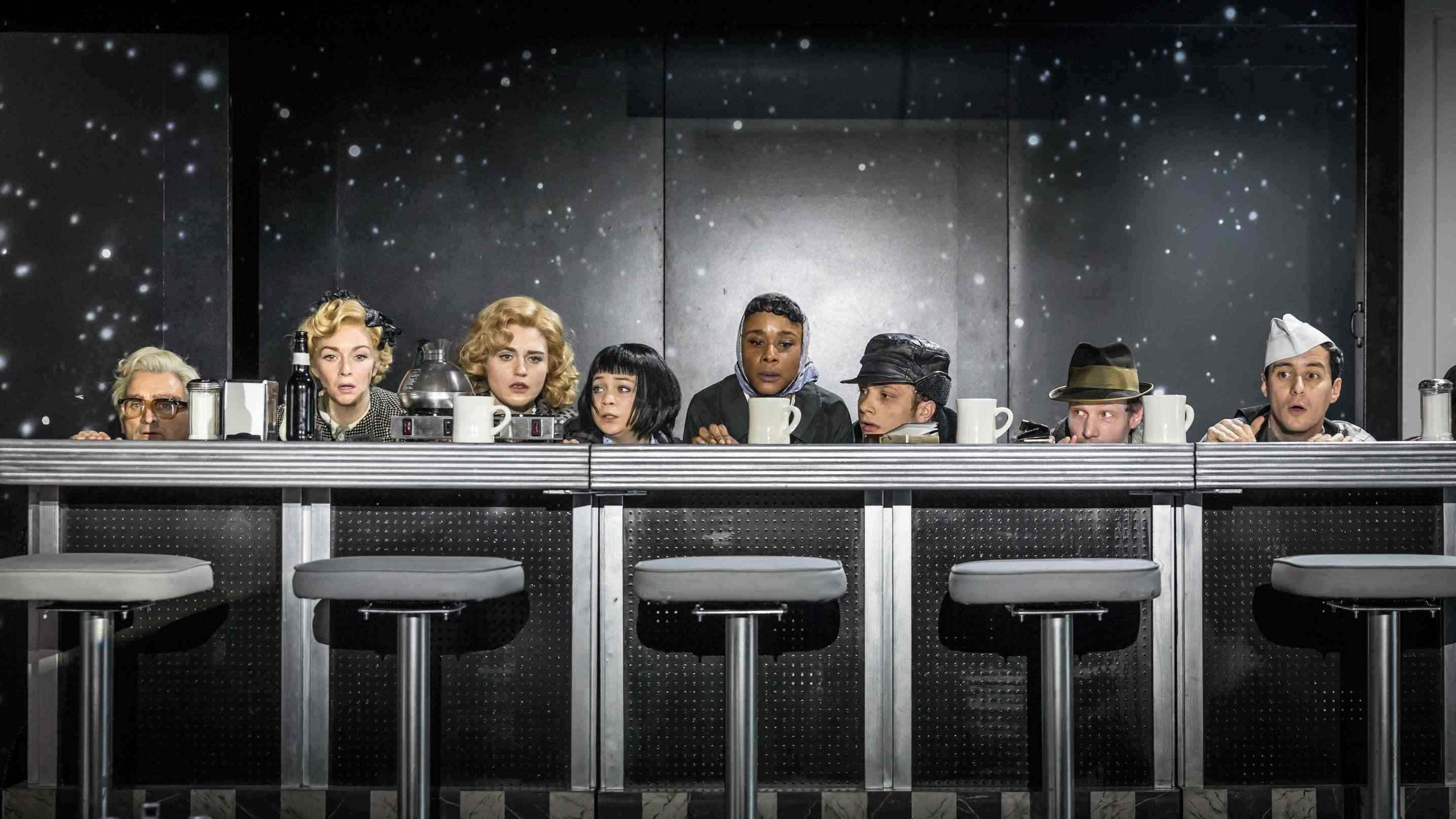 Full casting announced for West End Ambassadors Theatre production of The Twilight Zone