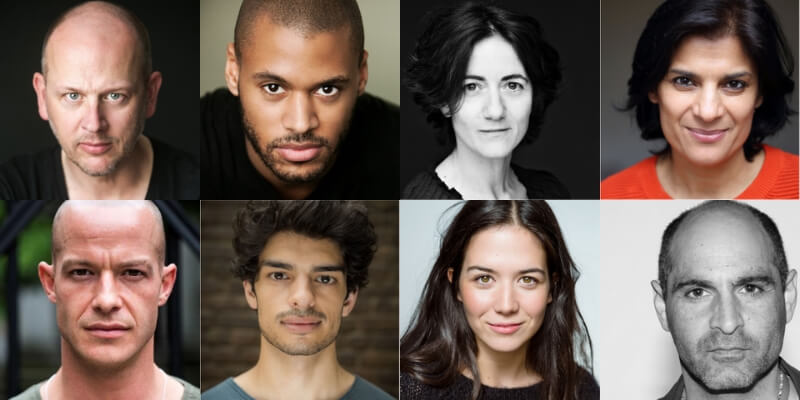 Equus casting announced for Theatre Royal Stratford East run