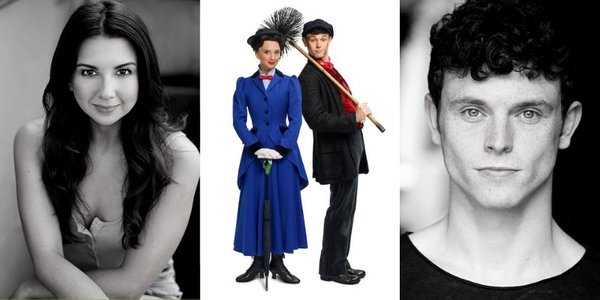 Performance dates and official on-sale date announced for West End return of Mary Poppins