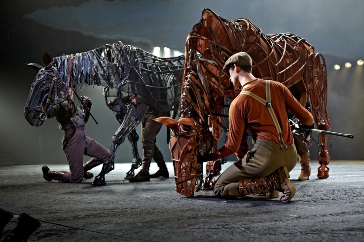 War Horse valiantly returns to the London theatre stage this autumn at the newly built Troubadour Wembley Park Theatre