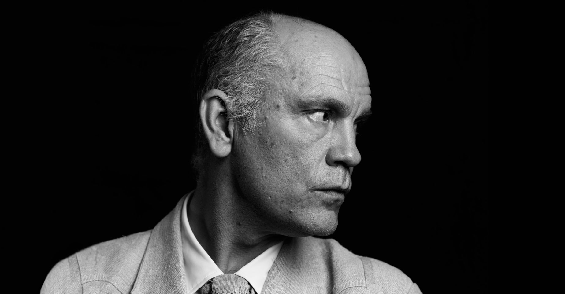 Spotlight on John Malkovich, star of David Mamet's Bitter Wheat at the Garrick Theatre