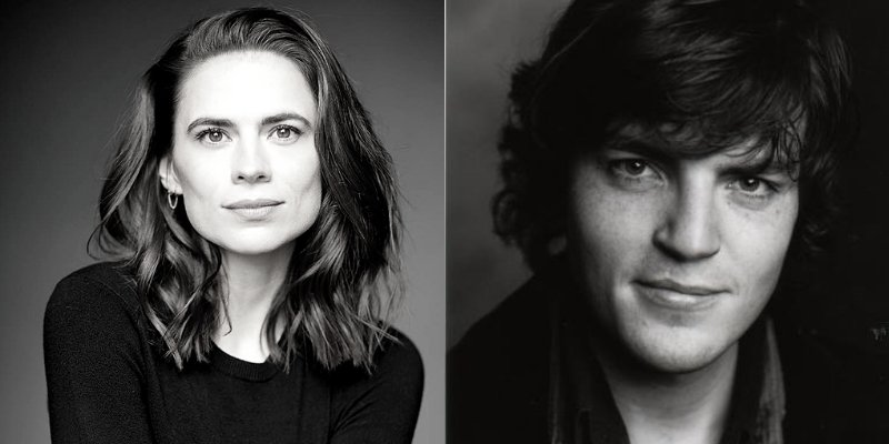 Marvel Cinematic Universe actress Hayley Atwell and The Musketeers' Tom Burke to star in a new West End revival of Ibsen's Rosmersholm