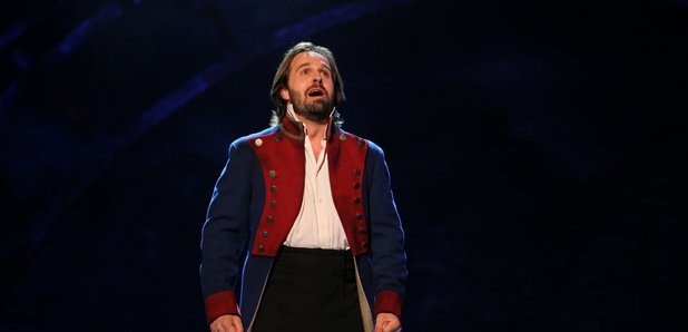 Michael Ball and Alfie Boe return to Les Miserables at London's Gielgud Theatre this Summer
