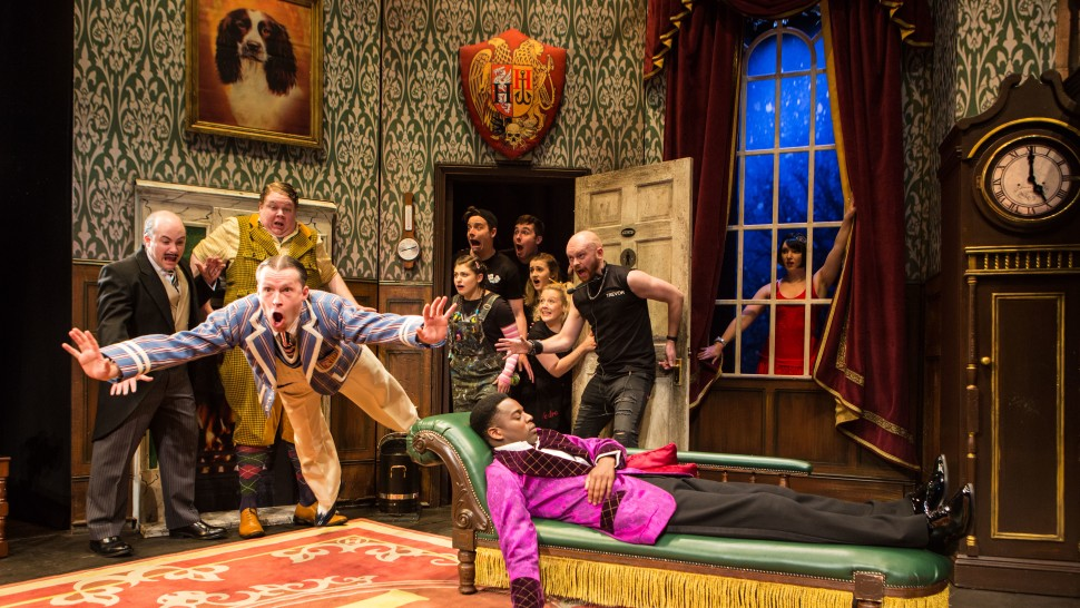 New cast announced for The Play That Goes Wrong at London's Duchess Theatre
