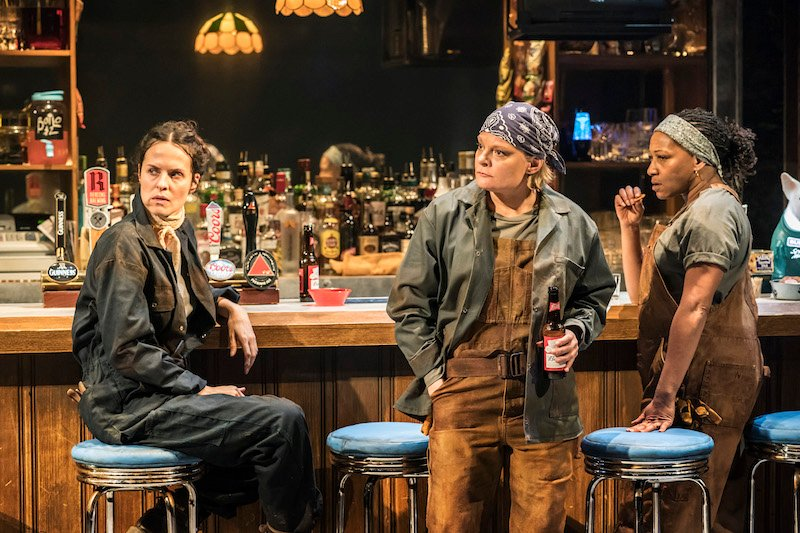 Lynn Nottage's Sweat transfers to the Gielgud Theatre