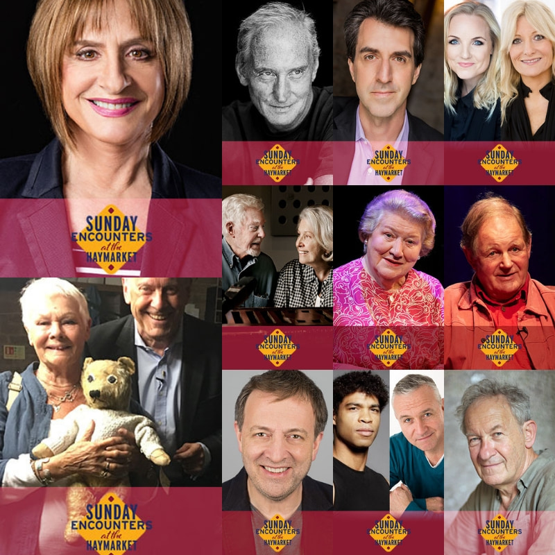Patti LuPone launches new Sunday Encounters at the Haymarket, tickets on sale now!