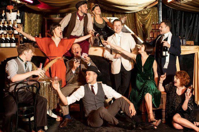 5 Reasons to attend The Great Gatsby immersive theatre experience