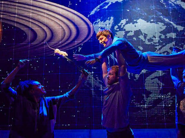 London Theatre Review: The Curious Incident of the Dog in the Night-Time at the Piccadilly Theatre