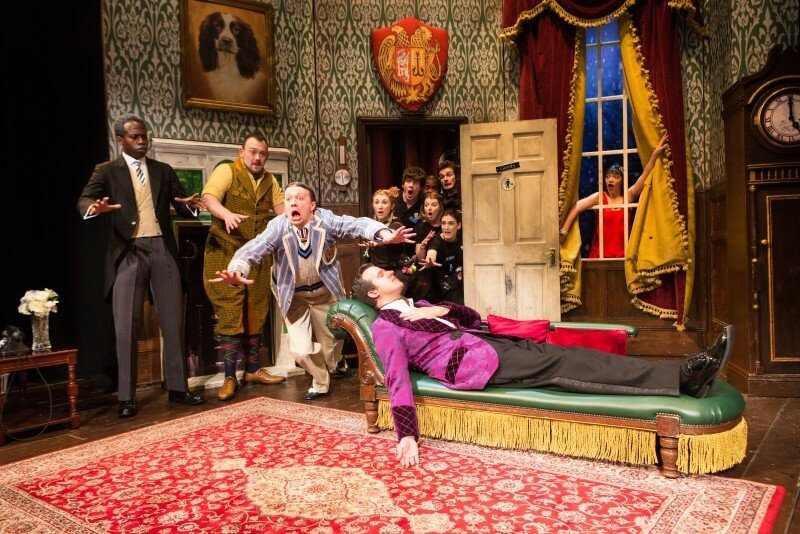 TV series announced for Mischief Theatre's The Play That Goes Wrong