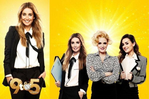 Louise Redknapp set to return to 9 to 5 The Musical at the end of the month