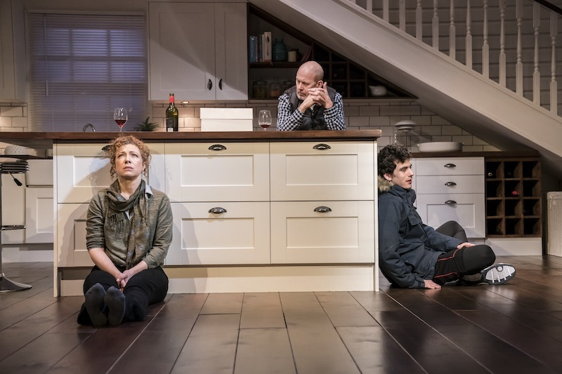 London Theatre Review: Admissions at Trafalgar Studios