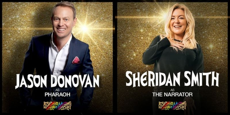 Jason Donovan set to return to Joseph and the Amazing Technicolor Dreamcoat at the London Palladium this summer