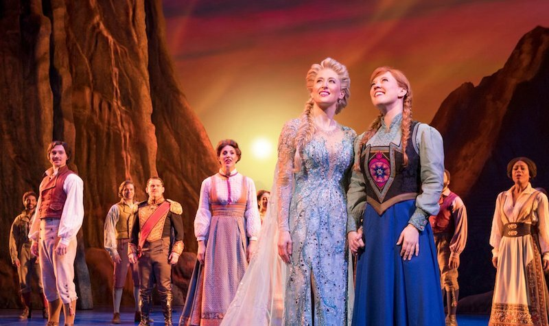 Disney's Frozen is coming to the West End's Theatre Royal Drury Lane in Autumn 2020