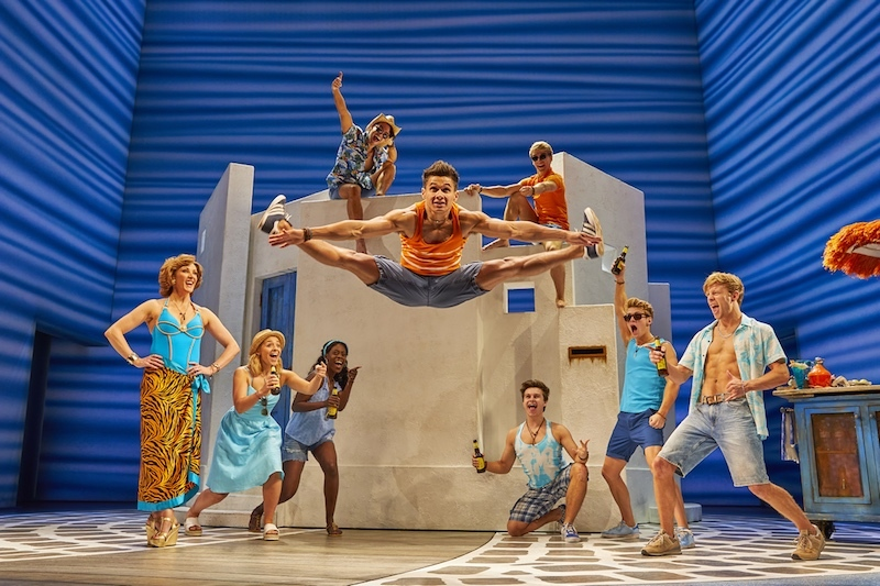 London Theatre Review: 20 years of Mamma Mia at the Novello Theatre