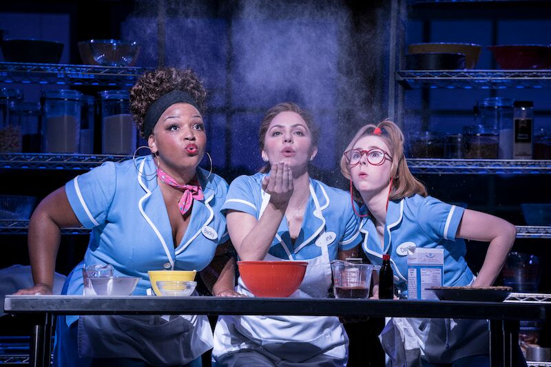 Katharine McPhee to depart West End production of Waitress come June