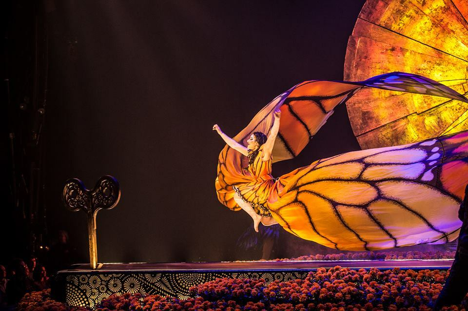 Cirque du Soleil to bring new show Luzia to London's Royal Albert Hall in 2020