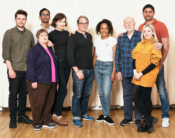Full casting announced for The Starry Messenger starring Matthew Broderick