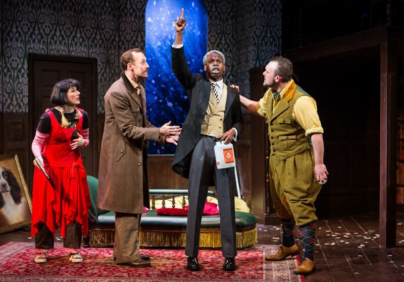 Top 10 Fun Facts about The Play That Goes Wrong