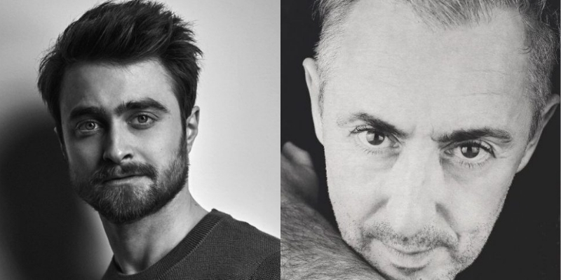 Daniel Radcliffe returns to London's Old Vic Theatre stage in Samuel Beckett's Endgame alongside Alan Cumming