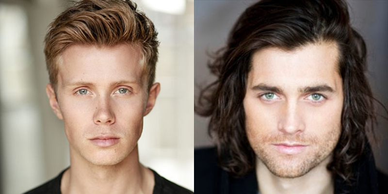 Bradley Jaden and Rob Houchen cast in this summer's Les Miserables concert