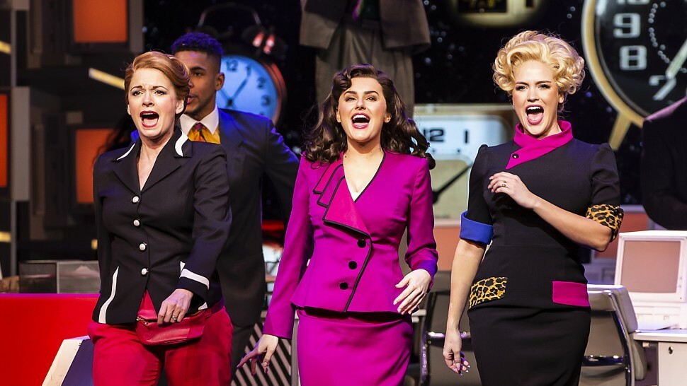 9 to 5 The Musical to extend into the new year at the West End's Savoy Theatre