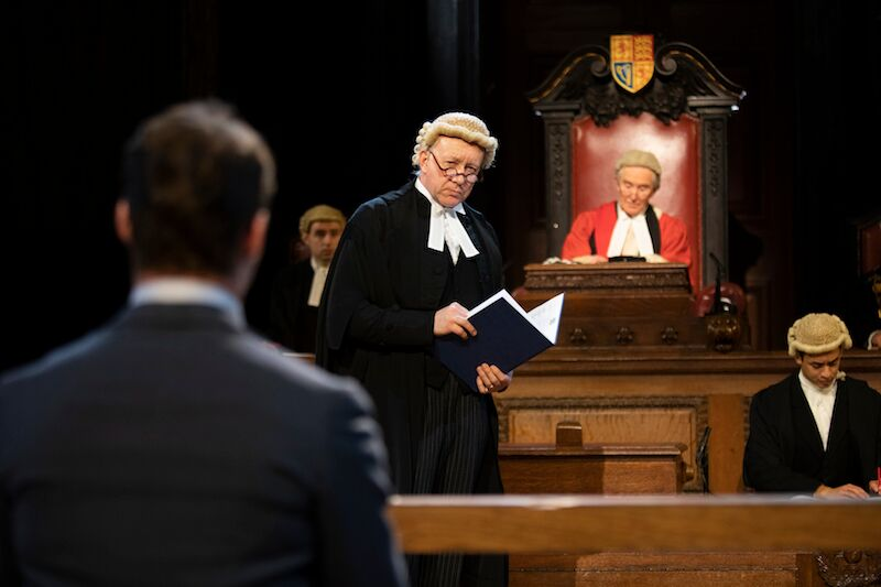 London Theatre Review: Witness for the Prosecution at London County Hall