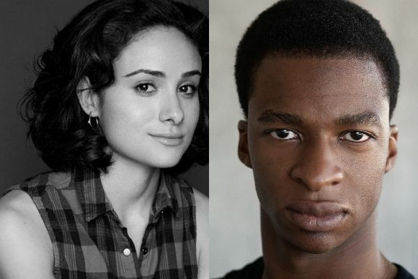 Yasmin Paige and Simon Manyonda set to star in Anna Ziegler's Actually play for its European premiere at Trafalgar Studios