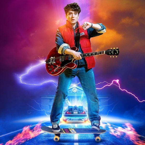 Back To The Future The Musical to run in London's West in 2020 following a premiere at the Manchester Opera House
